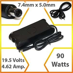 Alimentation - Chargeur - Adaptateur secteur compatible pour ordinateur portable DELL LATITUDE E4300 (90 Watts) - ST031
