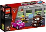 LEGO Cars 8424: Mater's Spy Zone