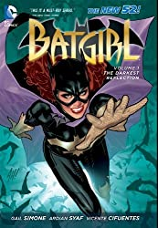 Batgirl Vol. 1: The Darkest Reflection (The New 52) by Gail Simone (2012-07-17)