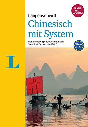 Langenscheidt Chinesisch mit System - Sprachkurs für Anfänger und Wiedereinsteiger: Der...