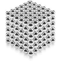 Juguete de Escritorio de 3 cm Puzzle Cube, Desarrollo de Inteligencia y Alivio de Estrés - Argento - Peluches y Puzzles precios baratos