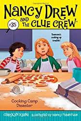 Cooking Camp Disaster (Nancy Drew & the Clue Crew)
