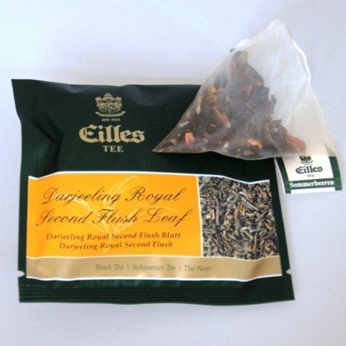 Eilles Tea Diamond Tee Darjeeling Royal 2nd Flush Blatt 10 x 2,5g einzeln kuvertiert