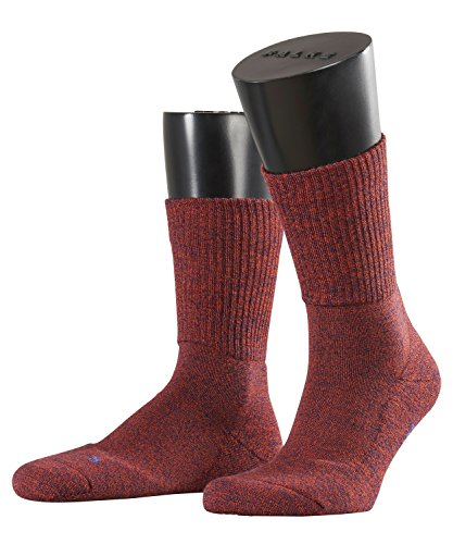 FALKE Herren Socken Walkie Light, Rot (Chilli 8821), 44/45 (Socken Light)
