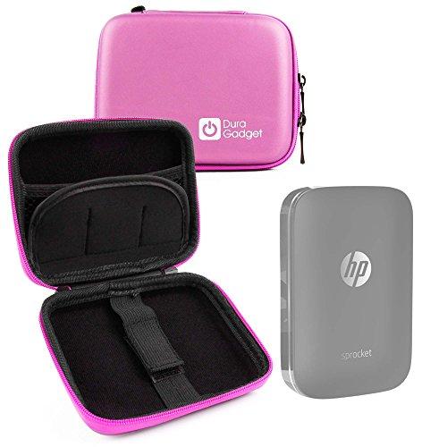 coque-etui-rigide-rose-pour-hp-sprocket-et-polaroid-zip-imprimantes-photo-mobiles-bluetooth-clip-dat