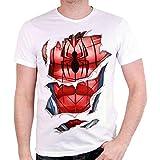 T-Shirt Spider-Man Marvel - Spidey Suit