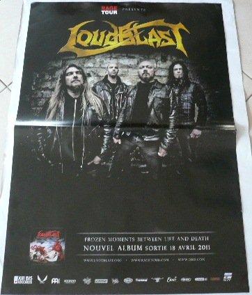 loudblast-70x 100cm Mostra/Poster
