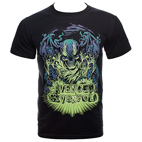 Avenged Sevenfold Dare to Die T Shirt (Nero)