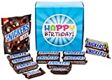 The Ultimate Snickers Bar Chocolate Lovers Happy Birthday...