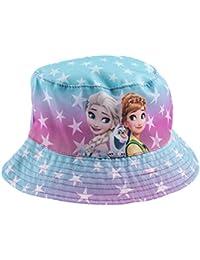 Disney La Reine des neiges Fille Chapeau-Bob - turquoise