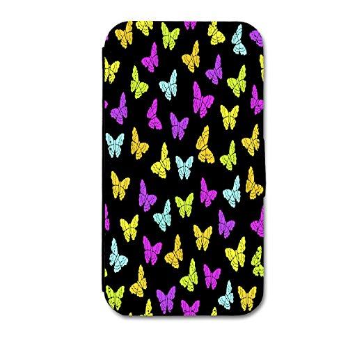 Book Style Flip Handy Tasche Case Schutz Hülle Schale Motiv Etui für Apple iPhone 6 - 4,7 Zoll - Flip 1A50 Design1 Design 9