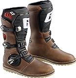 Gaerne Balance Oiled Stiefel, Primär Farbe: Braun, Größe: 12, Besonderen Namen: Braun, Geschlecht: Herren/Unisex 2522–013–012