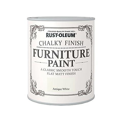 Rust-Oleum Ro0070014X 1classique lisse tactile Plat Mat Finition peinture–Parent, RO0070002G1