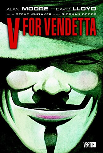 V For Vendetta New Edition TP por Alan Moore