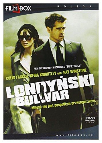 London Boulevard: Last Bodyguard [DVD] by Colin Farrell