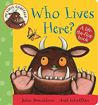 book cover of Who Lives Here?