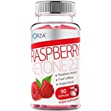 FORZA Raspberry Ketone 2:2:1 - High Strength Diet Pills with Pure Raspberry Ketone for Weight Loss - 90 Capsules