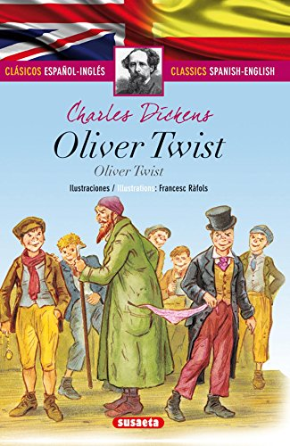 Oliver Twist - español/inglés Clásicos bilingües
