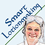 Smart Lotionmaking: The Simple Guide to Making Luxurious Lotions, or How to Make Lotion That's Better Than You Buy and Costs You Less (Smart Soap Making Book 3)