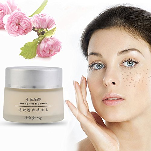 Generic New Anti Melasma Dark Age Spots Freckle Skin Whitening Cream Lightening skin care face care top quality