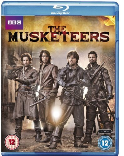 The Musketeers - Series 1 [Blu-ray]