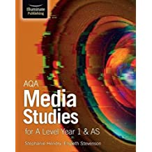 AQA Media Studies for A Level Year 1 & AS: Student Book