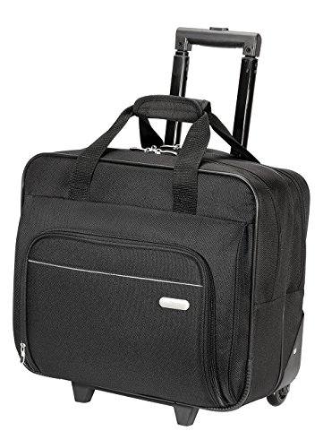 Targus TBR003US-72 15.6-inch Rolling Laptop Case (Black)