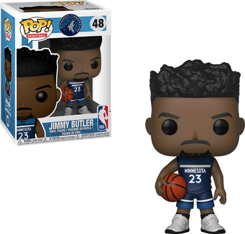 Funko 34431 Pop! Vinilo: NBA: Jimmy Butler, Multi