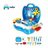 #7: FunBlast Doctor Kit Toys for Kids,Doctor Kit Pretend Play Doctor Play Set Medical Carry case Nurses Toy Set Fun Toy Gift Early Education for Kids