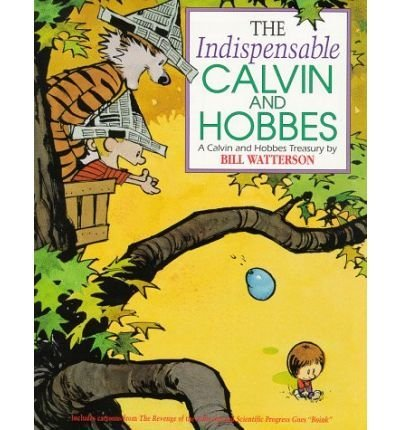 [ THE INDISPENSABLE CALVIN AND HOBBES PPB (CALVIN & HOBBES) ] The Indispensable Calvin and Hobbes Ppb (Calvin & Hobbes) By Watterson, Bill ( Author ) Jun-1992 [ Paperback ]
