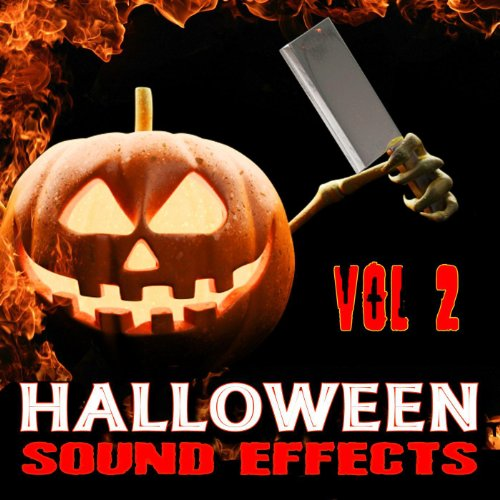 Halloween Sound Effects 4 Scary Sounds Sfx Vol 2