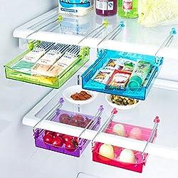 Xizi Escritorio de gadgets de cocina Caja de almacenamiento de múltiples capas para estanterías Creative Spacer Drawer