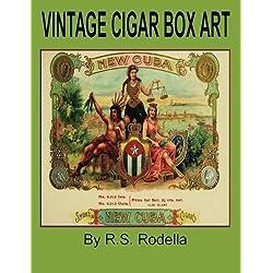 Vintage Cigar Box Art: Coffee Table Book