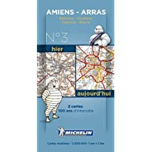 Amiens - Arras Centernary Maps - Pack 003 (Michelin Historical Maps) by Michelin (2014-01-14)