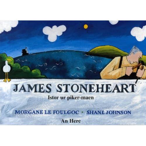 James Stoneheart : istor ur piker-maen