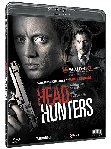 Headhunters [Blu-ray] [FR Import]