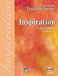 Inspiration: 12 Klavierstücke, mittelschwer