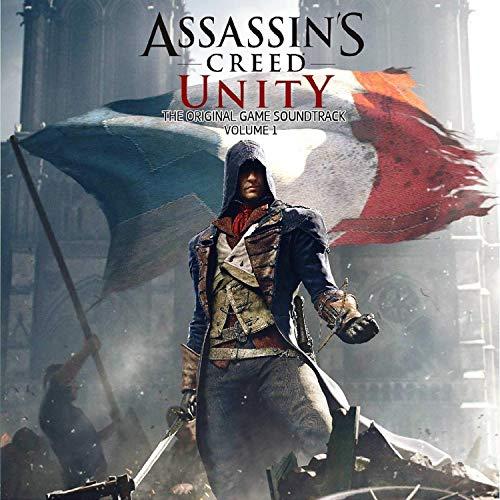 Assassin's Creed Unity Vol.1 (Ost) (Creed Cd Assassins Soundtrack)