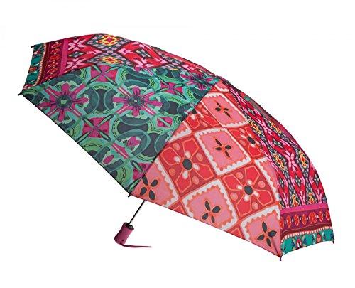 Desigual Umbrella Gipsy Taschenschirm 28 cm