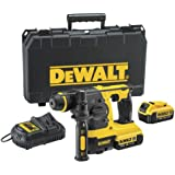 DeWalt 18V XR Lithium-Ion SDS Plus Hammer Drill with Batteries