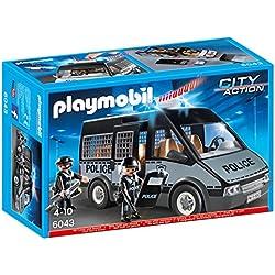 Playmobil - Furgón de policía