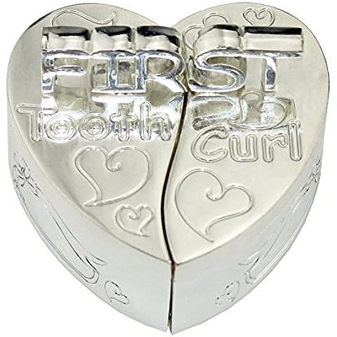caja de dientes, dientes FGF cajas de regalo en forma de corazón con las palabras Modelo No.