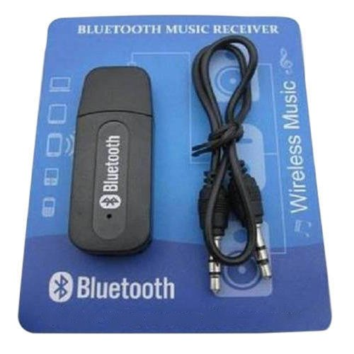 Ozha Ent Bluetooth Adapter Audio Receiver for Home Theatre & Speakers System (2.1,4.1,5.1,etc)