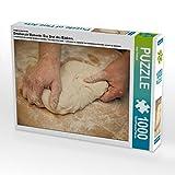 Ein Motiv aus dem Kalender Emotionale Momente: Das Brot des Bäckers. 1000 Teile Puzzle quer (CALVENDO Lifestyle)