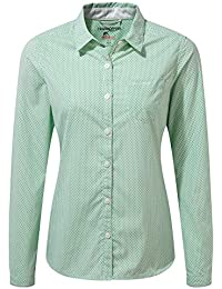 Craghoppers Womens/Ladies NosiLife Shona Long Sleeve Travel Shirt