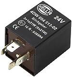 HELLA 4DW 004 513-021 Blinkgeber, 24V, elektronisch