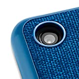 Amazon Fire 7 Case (7 Tablet, 7th Generation - 2017 release), Blue - Not compatible with 9th Generation (2019 Release)
