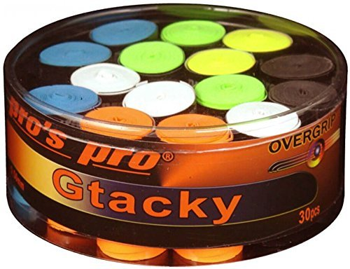 Pros Pro Overgrip Gtacky 30er bunt