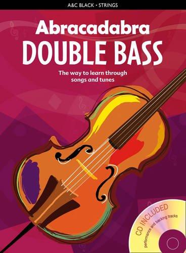 Abracadabra Strings,Abracadabra – Abracadabra Double Bass book 1: Bk.1