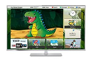 Panasonic Viera TX-L47ET60B 47-inch Widescreen Full HD 1080P 3D LED, Smart Viera, Wi-Fi Built in with Freeview HD (discontinued by manufacturer)